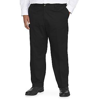 Essentials Men's Big & Tall Loose-fit, Black, Size 56W x 28L