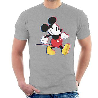 Disney Mickey Mouse March Men's T-Shirt