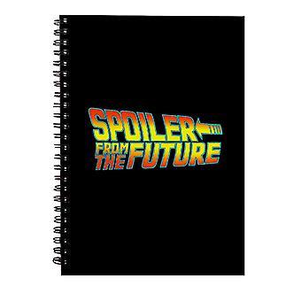 Volver al spoiler del futuro cuaderno espiral