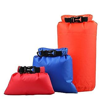 Portable Waterproof Vacuum Storage Bag - Ultralight Clothes Bag, For Adult