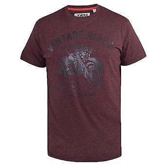 DUKE Duke Vintage Rides Logo T-shirt