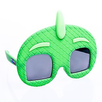 Party Costumes - Sun-Staches - PJ Masks Gekko Kids Cosplay sg3036