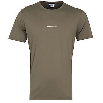 NN07 No Nationality Green T-Shirt
