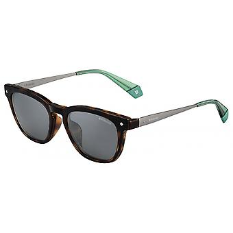 Sunglasses Unisex 6080/S45Z/EX square brown/silver