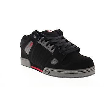 DVS Celsius  Mens Black Nubuck Skate Inspired Sneakers Shoes