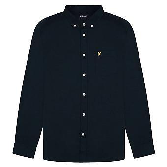 Lyle og Scott | Lw1302vtr langærmet Oxford shirt