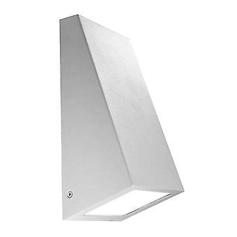 1 Lys udendørs væg lysegrå IP44