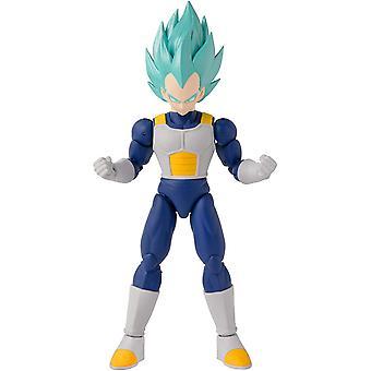 Super Saiyan Blue Vegeta (Dragon Ball Super) Dragon Stars Series 16 Action Figure