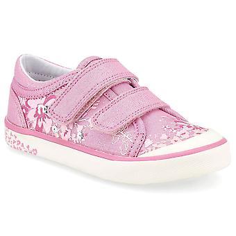 Startrite Blumen Mädchen Kleinkind Canvas Schuhe