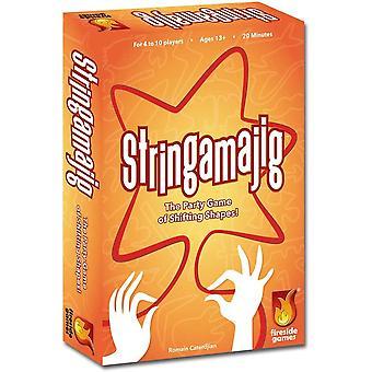 Stringamajig Board Game
