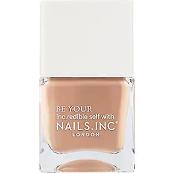 Nails inc I Like You Choco Lot Nail Polish Collection - Im Dairy In Love 14ml
