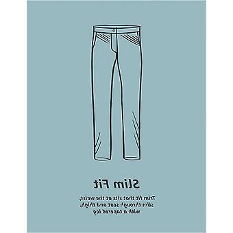 Essentials Men's pantalón chino de frente plana resistente a las arrugas de ajuste delgado, gris, 38W x 28L