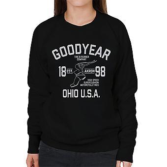 Goodyear Ohio USA Women's Sweatshirt