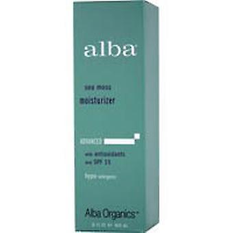 Alba Botanica Sea Moss Hidratante SPF15, 2 Fl Oz