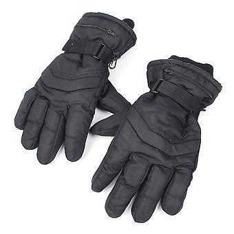 Motorcycle Winter Warmer Waterproof Full Finger Gloves Keep Warm Durable Gloves