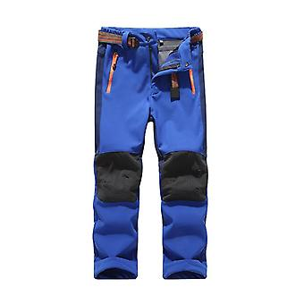 Ski Pants Hiking Camping Child, Waterproof, Breathable, Winter Fleece Soft