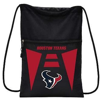 Houston Texans NFL Cinch Back Sack Drawstring Bag