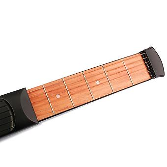 Bærbar 6-fret - Pocket Gitar For Nybegynner