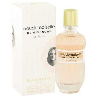 Eau Demoiselle Eau Florale von Givenchy Eau De Toilette Spray (2012) 3.3 Oz (Frauen) V728-518467