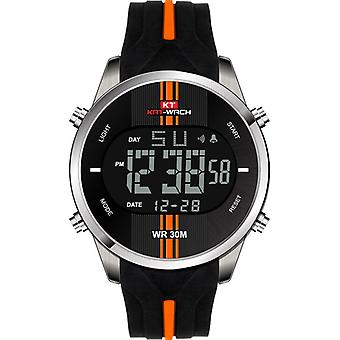 KAT-WACH KT716 Digital Watch Fashion Silikone Stopwatch Vandtæt Ur Alarm