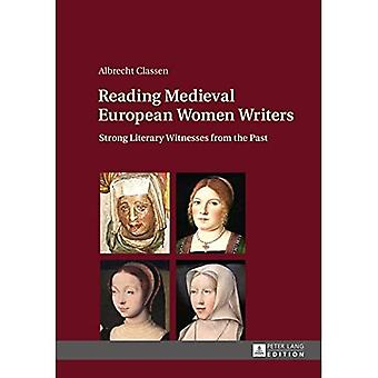 Lire Medieval European Women Writers: Strong Literary Witnesses from the Past (Political & Social Change)