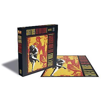Guns n' roses - use your illusion 1 album cover 500pc puzzle