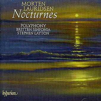 M. Lauridsen - Morten Lauridsen: Nocturnes [CD] USA import