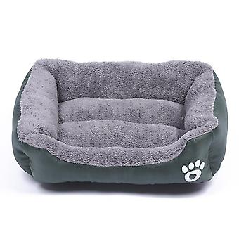 Warm Cozy Dog House, Soft Fleece Nest, Baskets, Ma, Autumn Winter Waterproof