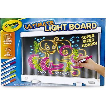 Crayola ultimate light board, multi, one size