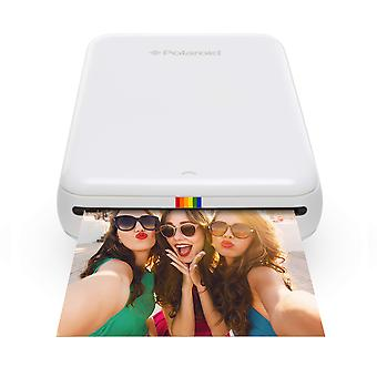 Polaroid zip imprimante mobile w / zink zéro technologie d'impression d'encre - compatible w / ios & appareils Android