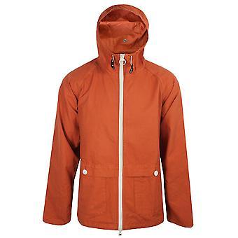Barbour men's terracotta bennet jacket