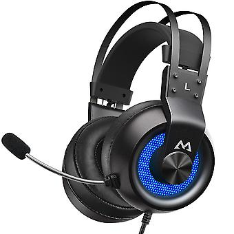Mpow Eg3 Pro Gaming Headphones For Ipad Ps4 Pc Laptop Tablet Phones 3.5mm Jax &