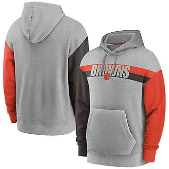 Miehet's Cleveland Browns Pullover Huppari Puserot 3WY222