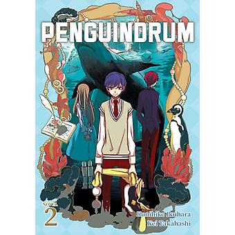 PENGUINDRUM Light Novel Vol. 2 by Ikuhara & Kunihiko