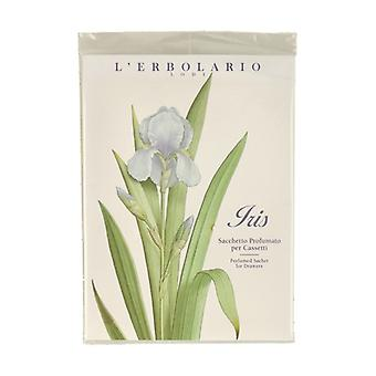 Iris Scented Sachet for Drawers 1 unit