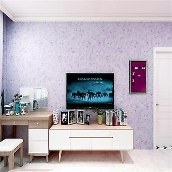 Purple  3d Foam Silk Plaster, Liquid Wallpaper, Wall Covering  (1kg)
