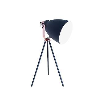 Focus 1-lihgt Table Lamp Black