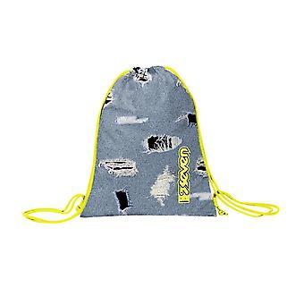 Bolso mochila para sport & leisure SEVEN - URBAN ROCK, amarillo,