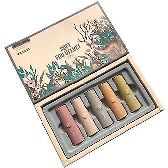 The Matte Velvet Lipstick Set (lipstick Set Full Size)