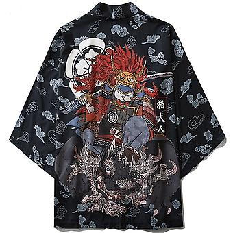 Japanese Kimono Traditional Woman Cosplay Streetwear