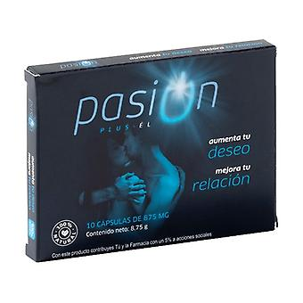 Passion Plus Him 10 capsules of 875mg