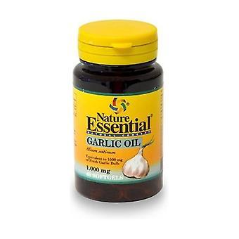 Garlic oil 60 softgels of 1000mg