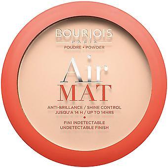 2 x Bourjois Paris Air Mat Shine Control Compact Powder 10g - 04 Light Bronze