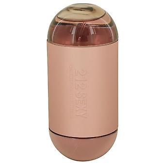 212 seksikäs Eau De Parfum Spray (testaaja) mennessä Carolina Herrera 3,4 oz Eau De Parfum Spray