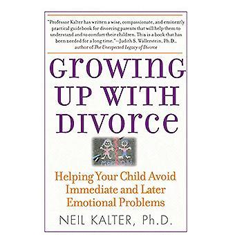 ينشأون مع الطلاق - مساعدة طفلك تجنب فورية ولاحقة