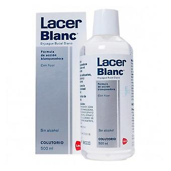 Lacer Blanc Mouthwash 500 ml