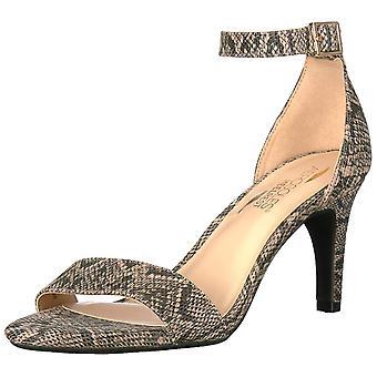 Aerosole Womens Laminat Stoff zehenoffenen formale Ankle Sandalen