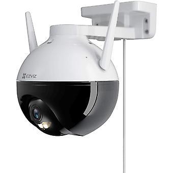 Wokex C8C 1080P WiFi-berwachungskamera fr den Auenbereich mit Farbnachtsicht, Dome-IP-Kamera 360