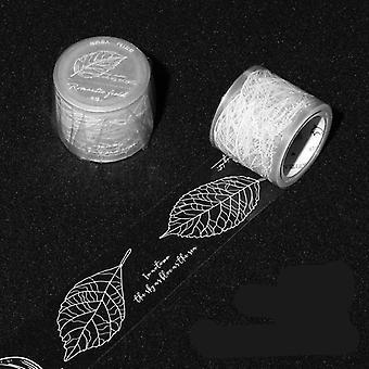 Transparent Pet Masking Tape / Scrapbooking Sticker
