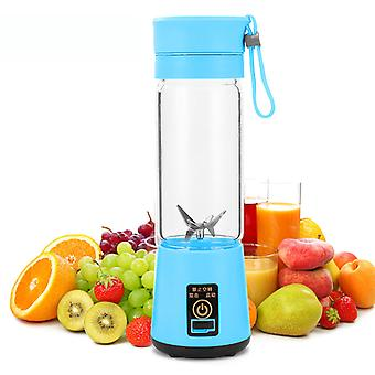 Portable Mini Juicer Maker Blender Electric Juicer Cup Usb Rechargeable Juice Cup